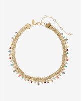 Express Beaded Choker Necklace