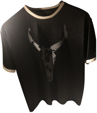 Marc Jacobs Black Polyester T-shirts