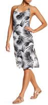 Mikoh Corsica Print Silk Midi Dress