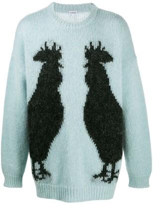 Loewe Rooster Sweater