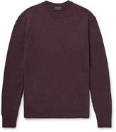 Rag & Bone Haldon Mélange Cashmere Sweater