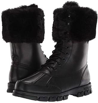 Lauren Ralph Lauren Dabney (Black/Black) Women's Shoes