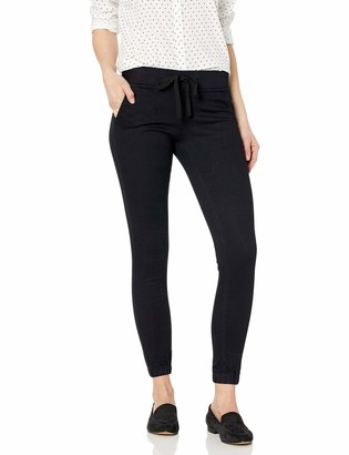 V.I.P. JEANS Trouser Dress Pants Juniors Work Comfy Ladies Slacks Twill