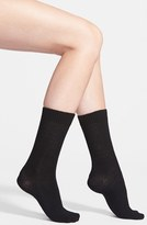 Nordstrom Women's 'Luxury' Crew Socks