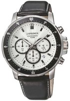 J.Springs J. Springs Men's Sports Quartz Watch chronograph Leather BFC004