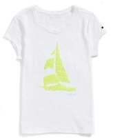 Tommy Hilfiger Final Sale-Sailboat Tee