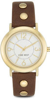 Nine West Weylen Strap Watch