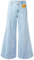Au Jour Le Jour wide-leg jeans - women - Cotton - 42