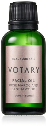 VOTARY Rose Maroc And Sandalwood Facial Oil