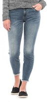 KUT from the Kloth Ankle Skinny Denim Jeans - Fray Hem (For Women)