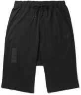 Y-3 Skylight Cotton-jersey Shorts