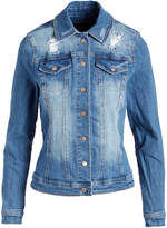Live A Little Blue Denim Jacket
