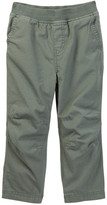 Tea Collection Flannel-Lined Pants (Toddler Boys)