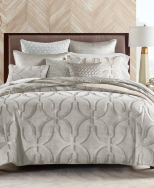 Hotel Collection Primativa King Duvet, Created for Macy's Bedding