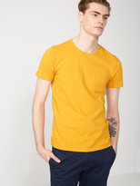 Frank + Oak Crewneck Pocket T-Shirt in Iceland Poppy