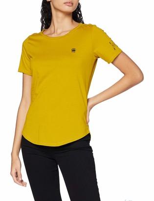 G Star Women's Mysid Optic Slim T-Shirt