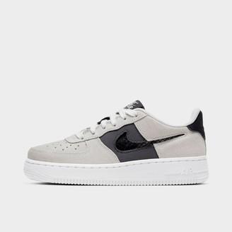 Nike Big Kids' Force 1 LV8 Casual Shoes