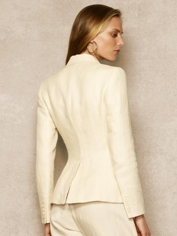 Ralph Lauren Blue Label Custom Riding Jacket