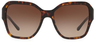 Tory Burch 56MM Square Sunglasses