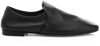 Aquatalia Revy Leather Loafers