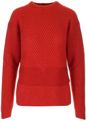 Rick Owens Round Neck Knitted Jumper