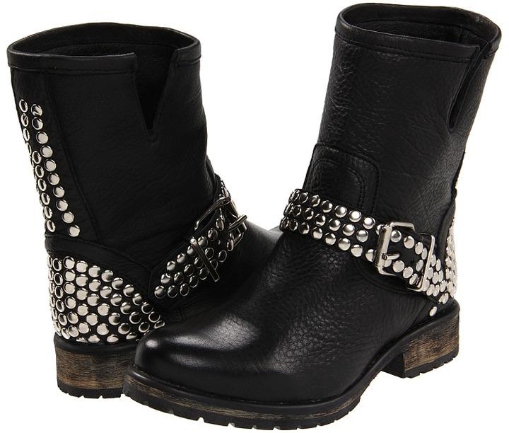 Steve Madden Fraankie (Black Multi) - Footwear