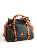 Dooney & Bourke Dillen II Small Leather Satchel Bag