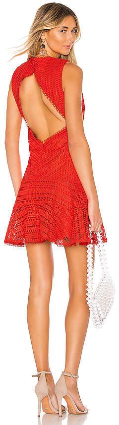 Bardot Fiesta Lace Dress