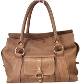 Coach Scout Hobo Camel Leather Handbags
