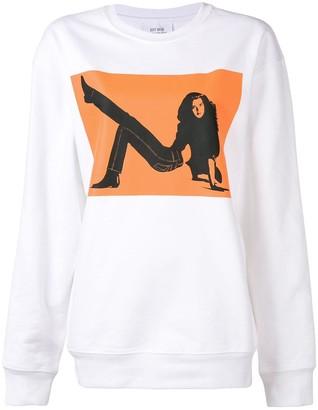 Calvin Klein Jeans Est. 1978 Brooke Shields sweatshirt
