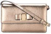 Salvatore Ferragamo 'Vara' crossbody bag - women - Deer Skin - One Size