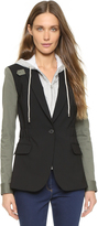 Veronica Beard Army Blazer