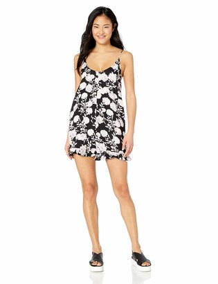 Volcom Junior's Women's That was Fun Midi Length Cami Dress