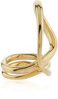 Charlotte Chesnais Yellow Gold Round Trip Ring