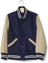 Gap Letterman jacket