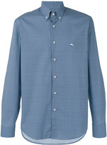 Etro micro print shirt - men - Cotton - 39