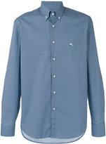 Etro micro print shirt - men - Cotton - 45