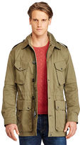 Ralph Lauren Big & Tall Cotton-Blend Utility Jacket