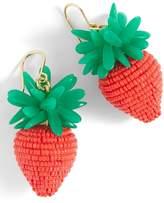 J.Crew J. CREW Strawberry Earrings