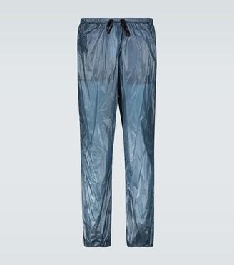 MONCLER GENIUS 5 MONCLER CRAIG GREEN drawstring pants