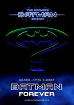 "Batman Forever (Korean B) POSTER (11"" x 17"")"