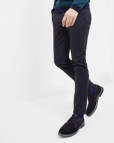 Slim Fit Mini Design Trousers