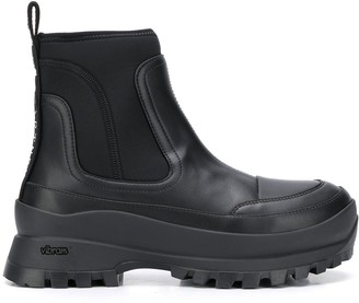 Stella McCartney Utility ankle boots