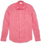 Hartford Linen Button Down Shirt