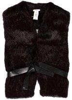 Celine Rabbit Fur Stole