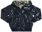 Kenzo Reversible Printed Nylon Bomber Jacket