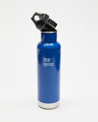 Klean Kanteen Blue Water bottles - 20oz Insulated Classic Loop Bottle - Size One Size at The Iconic