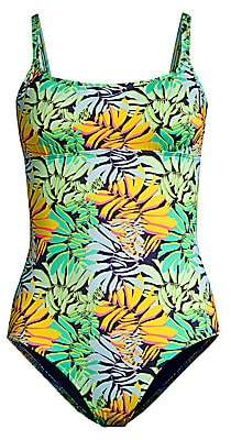 Vilebrequin Women's Feria Tropical-Print One-PIece Swimsuit
