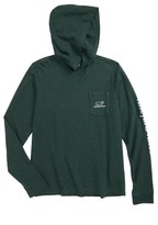 Vineyard Vines Boy's Whale Hooded T-Shirt