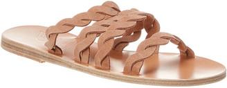 Ancient Greek Sandals Kynthia Suede Sandal